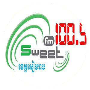 Sweet FM FM100.50 Siem Reap