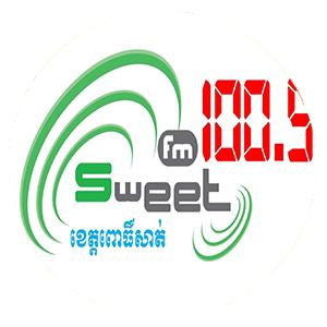 Sweet FM FM100.50 Pursat
