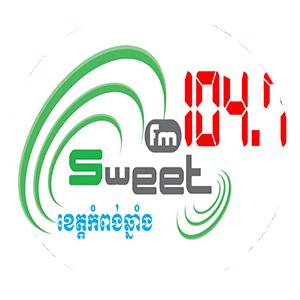 Sweet FM FM104.70 Kampong Chnang