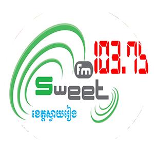Sweet FM FM103.70 Svay Reang